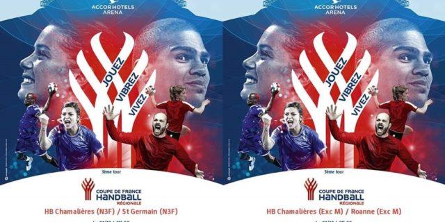La coupe de France s'invite encore une fois au HBC !